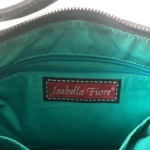 Vintage Isabella Fiore beaded shoulder bag.